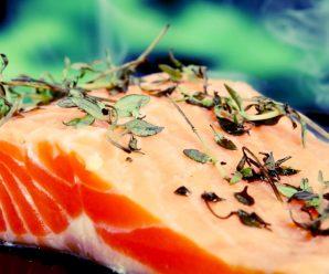 Le saumon s'invite pour les fêtes de Pâques !