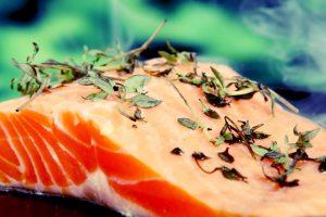 Un délicieux saumon pour les fêtes de Pâques !
